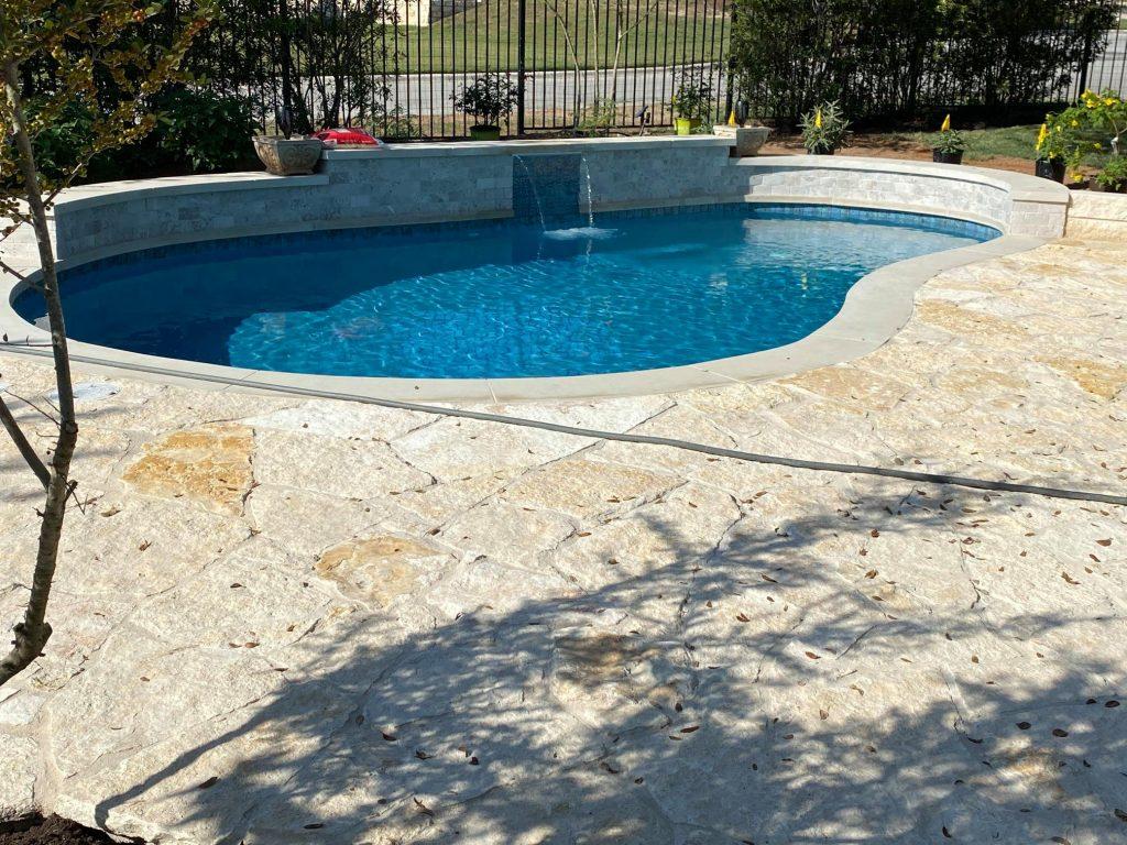 belterra organic pool deck